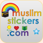 Muslim Stickers